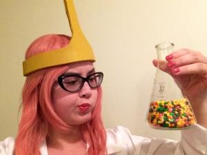 I'll be Princess Bubblegum at Wizard Philly, Sat. May 9. Come say hello!